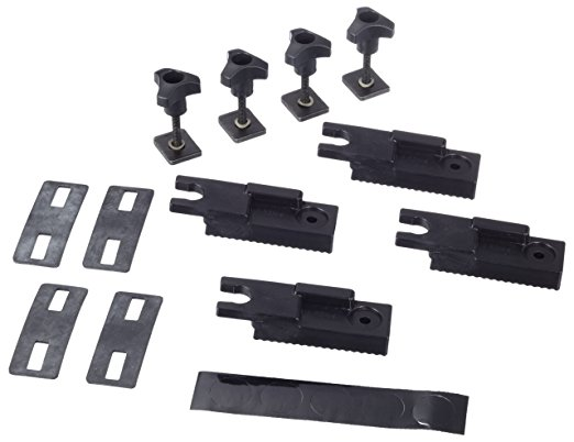 Sada adaptérov (24x30mm) Thule 80 mm upínací systém U-Bolt