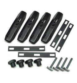 Sada adaptérov (20x27mm) pre úchyty PowerGrip, FastGrip a FastClick