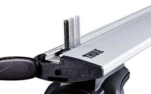 Sada adaptérov (24x30mm) pre Thule 45 mm upínací systém U-Bolt
