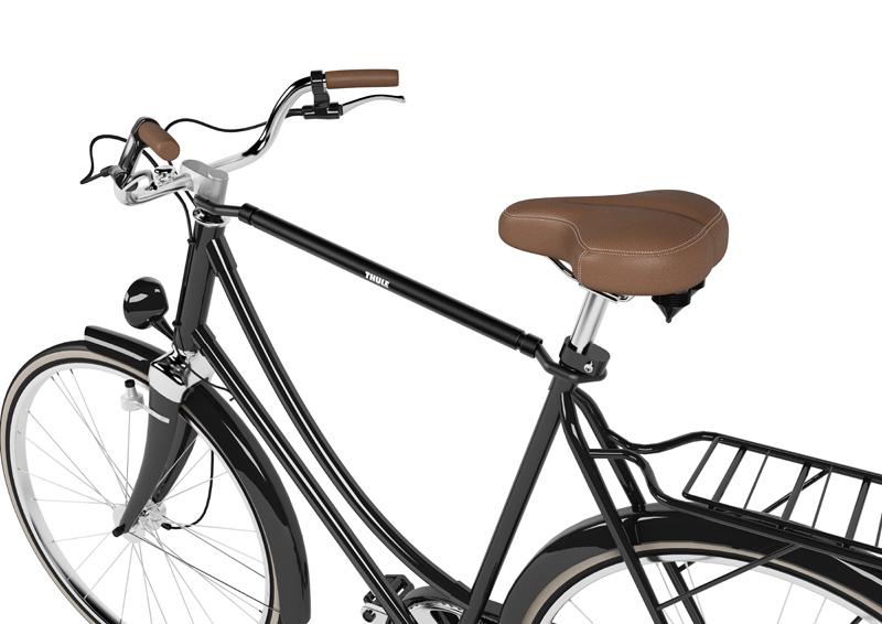 Adaptér (náhrada) rámu pre bicykle s moderným dizajnom/dámske bicykle