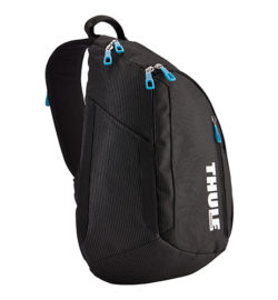 Thule Crossover jednoramenný batoh 17l TCSP313K - čierny