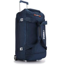 Thule Crossover 87L pojazdná cestovná taška TCRD2 – tmavo modrá