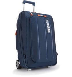Thule Crossover 38L pojazdný kufor na plecia TCRU115 – tmavo modrý