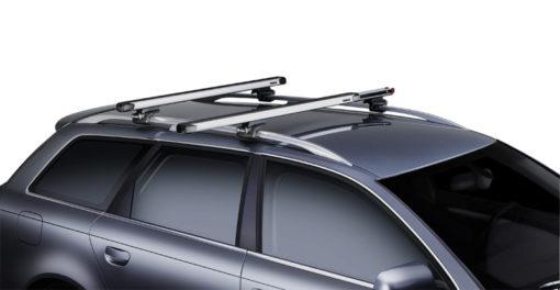 Výsuvné tyče SlideBar 127cm