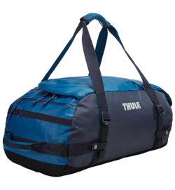 Thule Chasm 40 l cestovná taška CHASM40DB – modrá/sivá