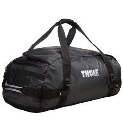 Thule Chasm 70 l cestovná taška CHASM70K – čierna