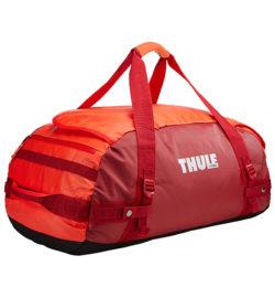 Thule Chasm 70 l cestovná taška CHASM70RO – oranžová/červená