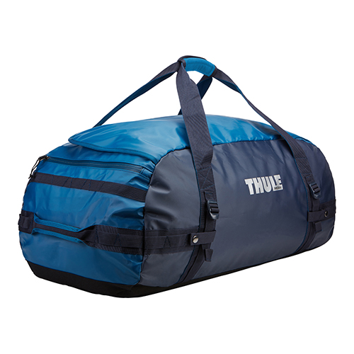 Thule Chasm 90 l cestovná taška CHASM90DB – modrá/sivá