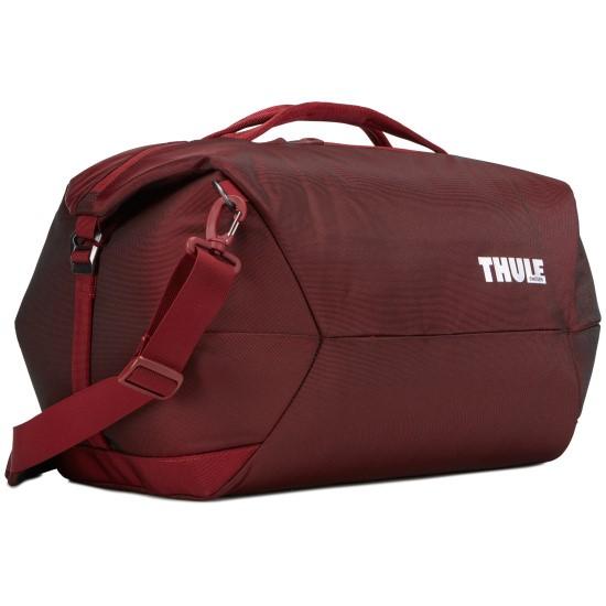 Thule Subterra cestovná taška 45 l TSWD345EMB - vínovo červená