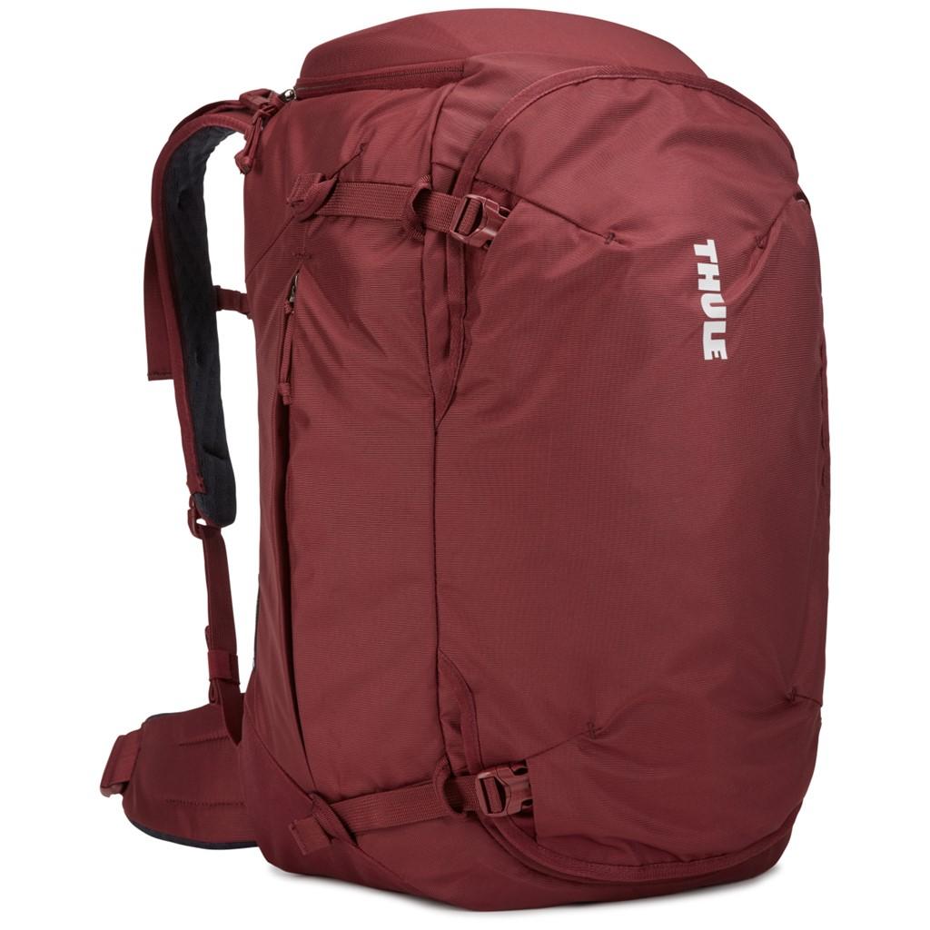 Thule Landmark batoh 40L pre ženy TLPF140 - tmavo červený