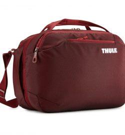 Thule Subterra taška do letadla TSBB301E - vínovo červená