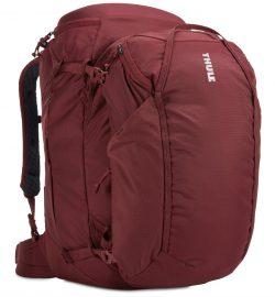 Thule Landmark batoh 60L pre ženy TLPF160 - tmavo červený