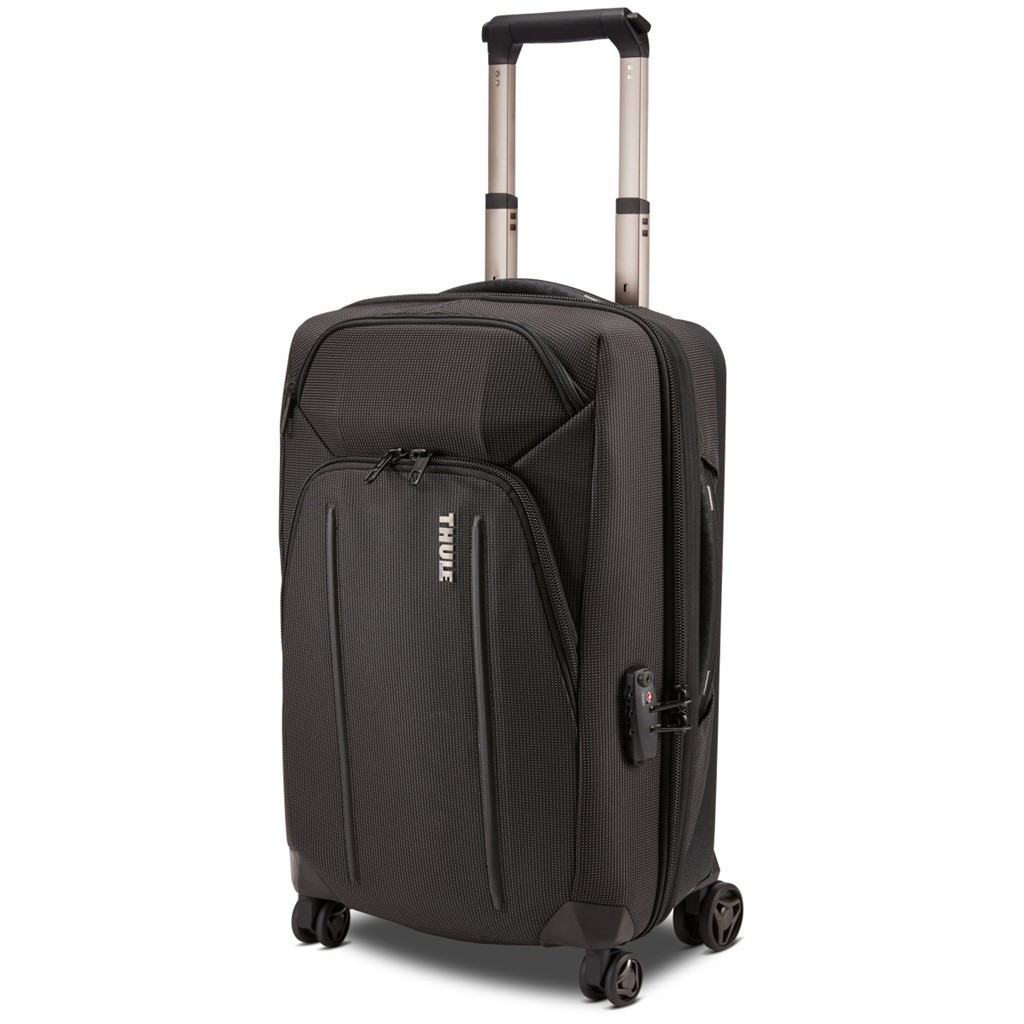Thule Crossover 2 Carry On Spinner C2S22 - čierny
